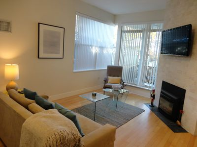 Photo for 1BR Townhome Vacation Rental in Vancouver, BC