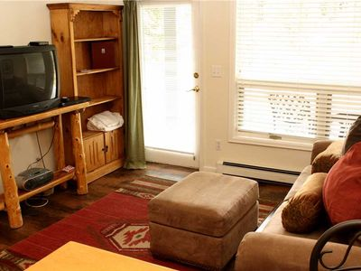 Photo for Pinecreek #I - 1 BR - Close to Town - Shuttle to Slopes - Pool and Hot Tub Access