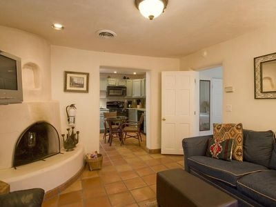 Photo for Two Block Walk to the Plaza, Beautiful Historic Casita