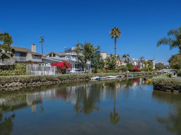 Venice Canals, Los Angeles, Californie, États-Unis d'Amérique