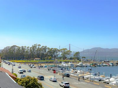 Photo for ★ 4-Bedroom Marina Home with Views of Golden Gate ★