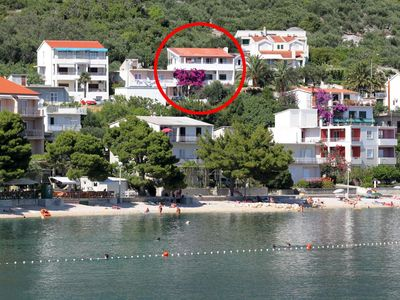Photo for Apartment in Igrane (Makarska), capacity 6+0