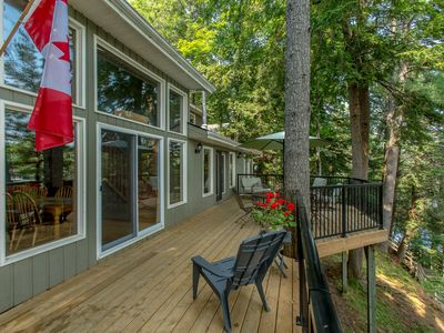 Photo for Pineview Cottage - Foots Bay, Ontario, Canada