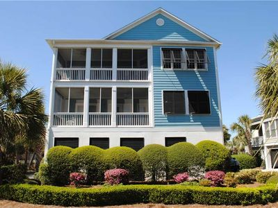 Photo for Patrick Alexa House: 5 BR / 4.5 BA house in Pawleys Island, Sleeps 12