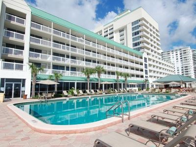 Photo for Beautiful, Affordable, 5th floor Ocean Front - Daytona Beach Resort