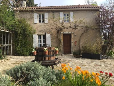 """Photo for Château Ricardelle, House """"Roussanne"""" - Feel at home in a winery!"""
