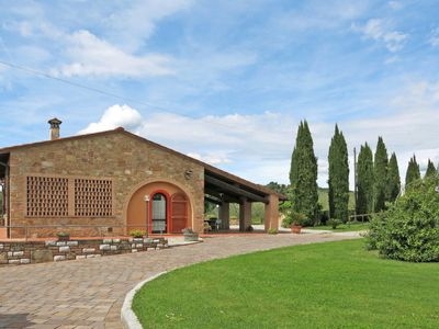Photo for Vacation home Podere Le Palaie (PEC208) in Peccioli - 6 persons, 3 bedrooms
