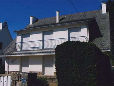 Photo for 3 room apartment, 700 sqft in the Morbihan Nice view 300 yards from the beach