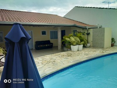 Photo for Vacation home with pool, wifi and air conditioning