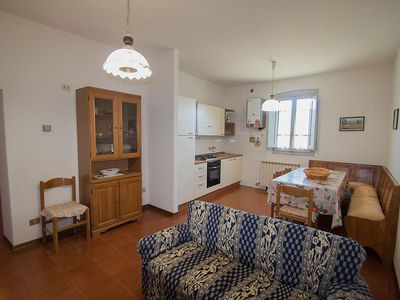 Photo for Apartment in Bucine with Parking, Internet, Washing machine, Pool (116995)