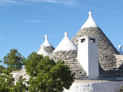 Photo for Ty Trulli, charming trullo in olive groves