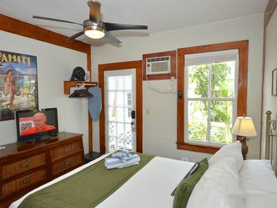 Photo for Quiet ground-floor suite in historic inn - shared pool & great location!