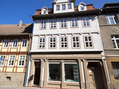 Photo for Apartment, as good as new, in the heart of the historical city centre of Quedlinburg
