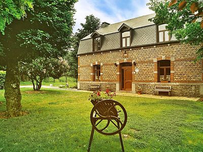 Photo for Vacation home Chez Basile  in Bièvre, Ardennes - 12 persons, 4 bedrooms