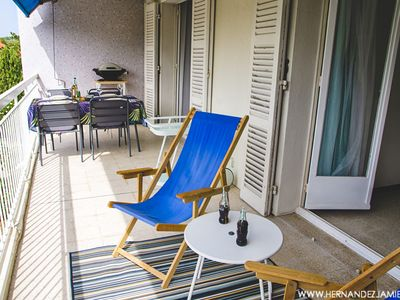 Photo for New! T2 by the sea, Air conditioned, secure parking