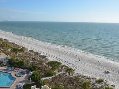 Photo for Beachfront 2 bedroom condo! Perfect Location!