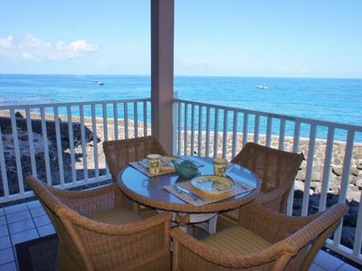 Photo for Experience the Luxury  Ocean Front Views at the Sea Village 4106! Starts at $119