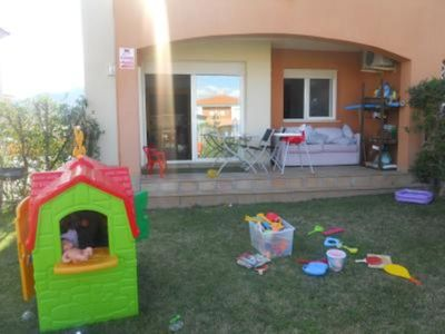 Photo for Miami Playa: Discount 50% Miami Playa, Tarragona (Sea and Mountain Garden, Community Pools and more)  - House with garden