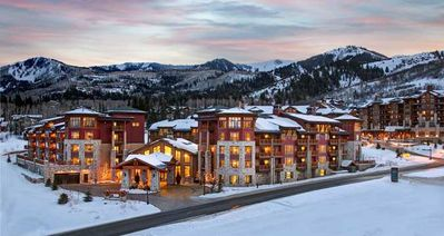 Photo for 1 BR Apartment Ski In/Ski Out, Park City, Utah Dec 24-31, 2016
