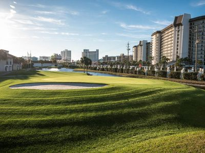 Photo for Golf Course Villa Efficiency At Edgewater Beach & Golf