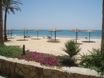 Photo for 2BR Apartment Vacation Rental in Village Road, Hurghada