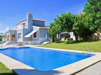 Photo for 7BR Villa Vacation Rental in Xàbia