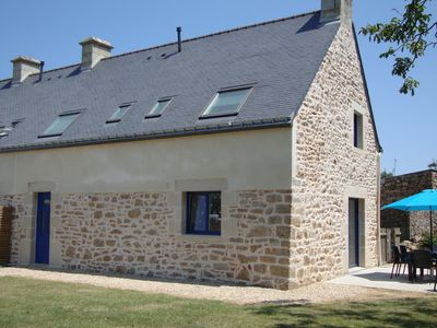 Photo for cottage rental 100 m2 in the heart of the countryside in Morbihan Gulf