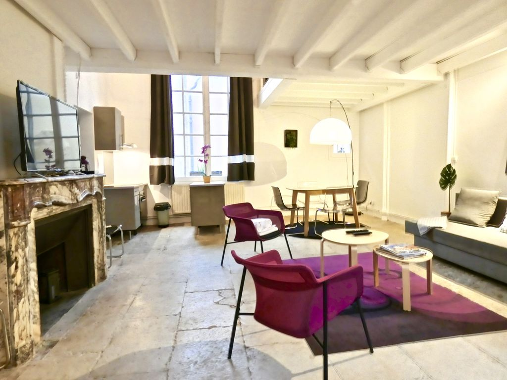 Apartment deco modern heart montpellier a c province of lucca