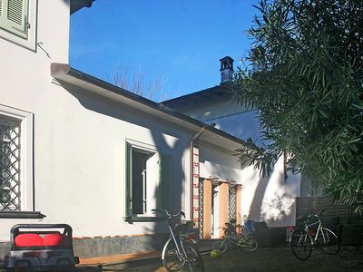 Photo for House in the center of Forte dei Marmi with Parking, Internet, Washing machine, Air conditioning (322109)