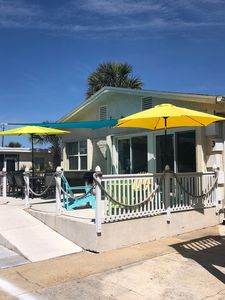 Photo for PRIVATE BEACH PATH for Condo guests ! Less than 100 steps from property to Beach