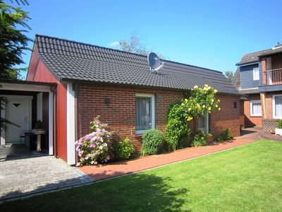 Photo for Cozy holiday home for up to 4 people in Neßmersiel on the North Sea coast