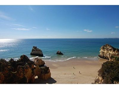 Photo for Seafront gorgeous villa in beautiful resort Prainha with  private beac