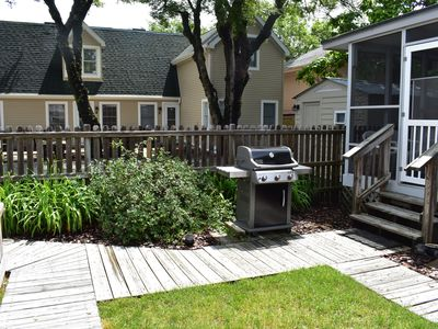 Photo for Classic & Comfy Downtown Rehoboth Cottage located 1 block from the beach!