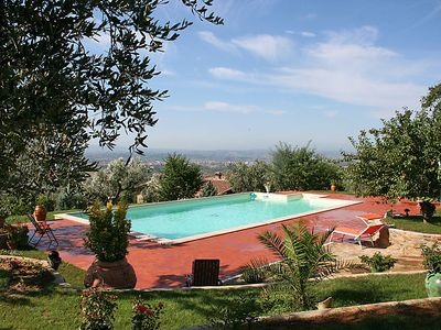 Photo for Vacation home La Costa in Vinci - 8 persons, 4 bedrooms