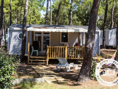 Photo for Camping Silver Coast ***** - Maeva Camping - Fun Cottage 4 Rooms 6 People