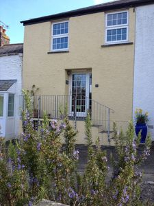 Photo for Homely Cottage with Valley Views, Dog Friendly, Parking, Garden and Wifi