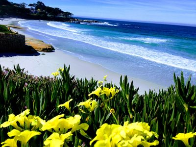 Photo for Carmel Point one block to the beach. Family friendly quiet neighborhood.