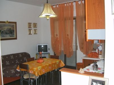 Photo for Two-room apartment with parking space - Lamezia Terme sea area
