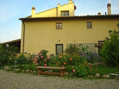 Photo for Holiday house Montespertoli for 4 persons with 2 bedrooms - Holiday house