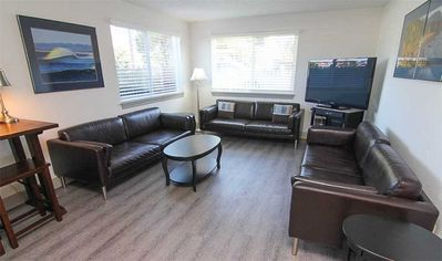 Photo for River, Beach and Convention Center Just Steps Away from this 3-Bedroom Condo