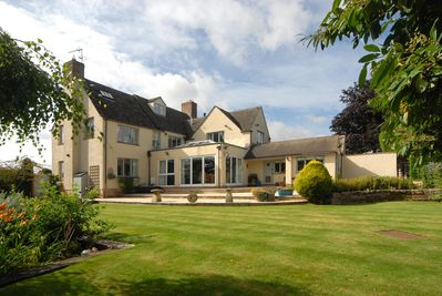 Quality Cotswold living with outstanding rural views