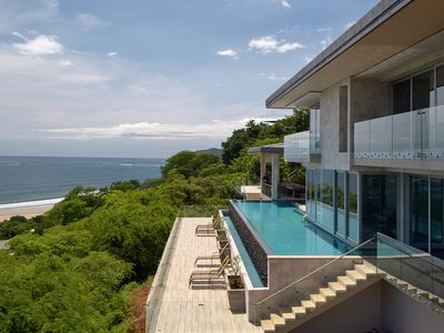 Photo for Stunning Ocean view 5BDR Villa with Infinity Pool & Luxury Breakfast included