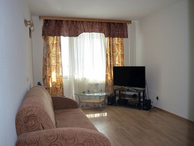 Photo for Spacious, comfortable flat in the south of Saint Petersburg