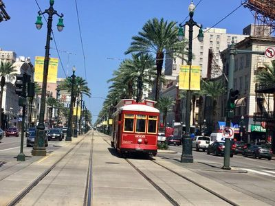 Photo for Two Modern Units for 8 Guests on Canal Street, Short Walk to French Quarter.