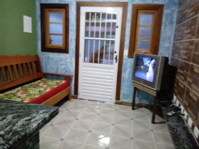 Photo for house martim de sá 2 bed. frent. s. hel. beto