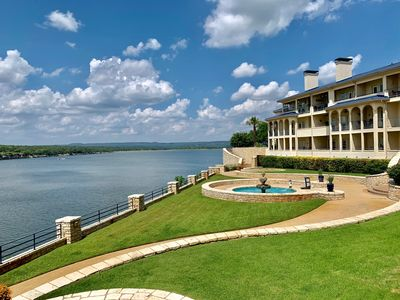 Photo for UNIT 2114 2 Bed 2 Bath on Lake Travis with Panoramic Lake View
