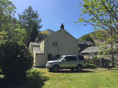 Photo for Beautiful authentic Cottage dating from 1647 in the heart of Newlands Valley.