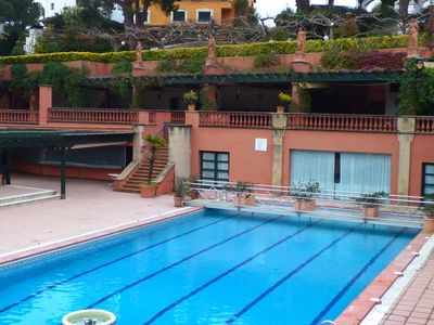 Photo for House with 7 bedrooms in Lloret de Mar, with wonderful city view, private pool, enclosed garden - 2 km from the beach