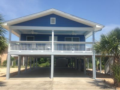 Photo for New Listing! 2 Bedroom/2 Bath 1/2 Block From The Beach..2 Miles From Pier Parkl