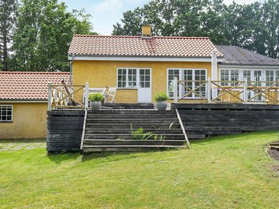 Photo for Spacious Holiday Home in Hovedstaden with Terrace